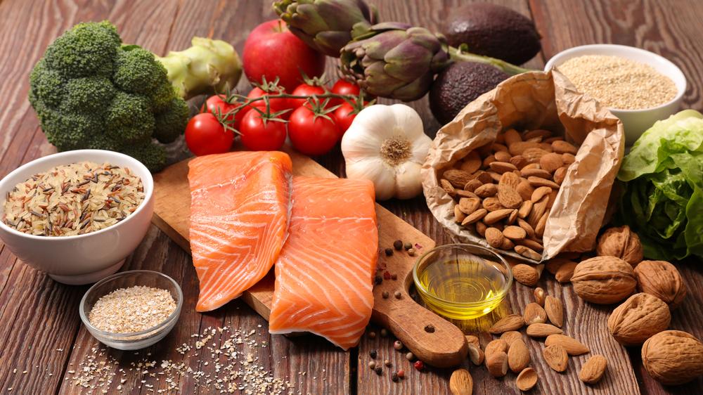 Alimentos excelentes para a saúde bucal