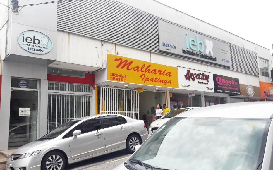 1 – fachada_centro ipatinga