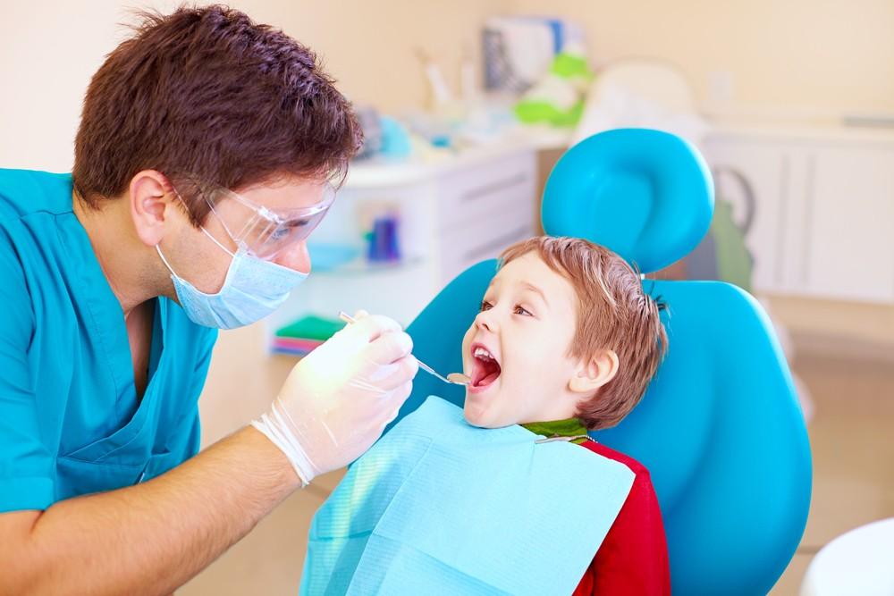 Cuidado dental para crianças