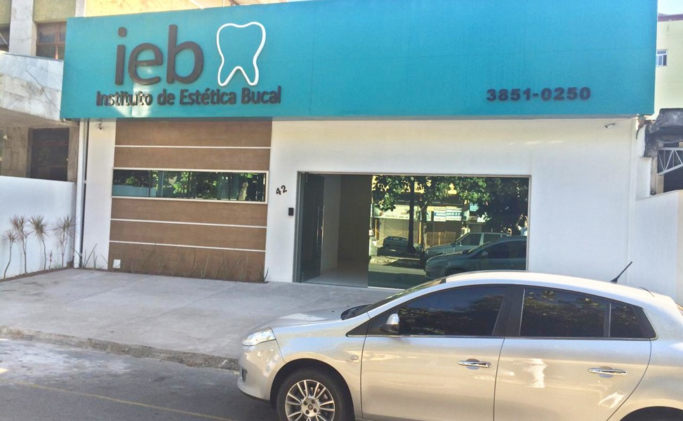 monlevade fachada - IEB João Monlevade