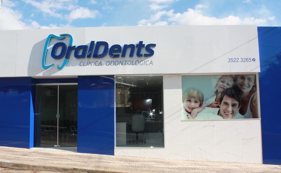 externa site - Oraldents Bom Despacho